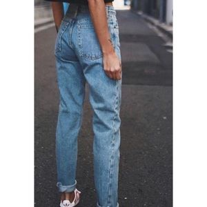 Vintage Levi's 505 High Waist Mom Jeans
